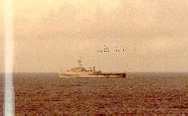 USS Nashville, Squadron Flagship