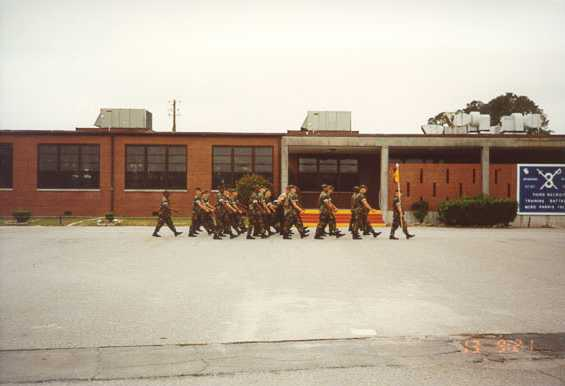 1st Phase Platoon