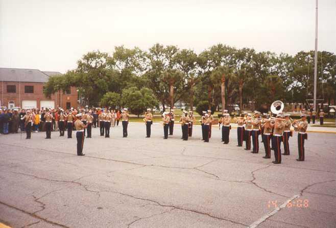 Depot Band again.