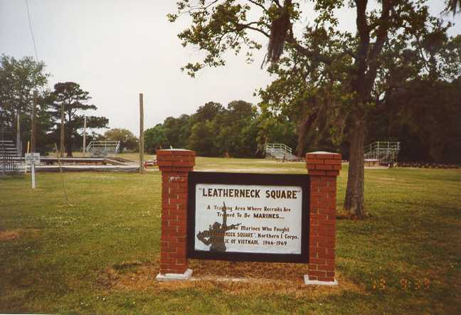 Leatherneck Square