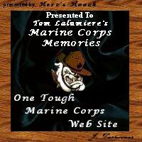 Herc's Tough Marine Corps Website Award!